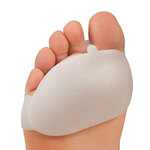 Healthy Steps™ Silicone Ball of Foot Pad with Toe Separator - 1 Pair
