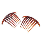 French Twist Combs, Set of 2