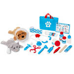 Melissa & Doug® Examine & Treat Pet Vet Play Set