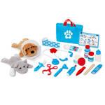 Melissa & Doug® Examine & Treat Pet Vet Play Set