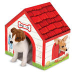 Melissa & Doug® Cardboard Dog House