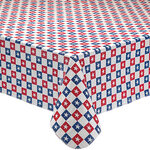 American Stars Vinyl Drop Table Cover