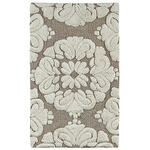 Cotton Medallion Bathmat Set of 2