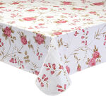 Rose Trellis Vinyl Tablecover