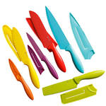 Gibson Set of 6 All Purpose Knives with Blade Guard
