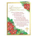 Personalized Hearts Rejoice Christmas Cards, Set of 20