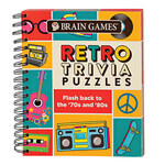 Brain Games™ Retro Trivia Puzzles