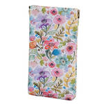 Buxton Petite Garden Pinch-Top Eyeglass Case