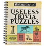 Brain Games™ Useless Trivia Puzzles