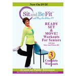 Sit and Be Fit™ Ready, Set & Move DVD