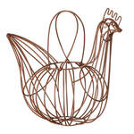 Homestyle Kitchen Rooster Basket