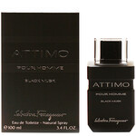 Salvatore Ferragamo Attimo Black Musk for Men EDT, 3.4 oz.