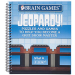 Brain Games® Jeopardy!® Book