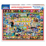 United States Presidents Puzzle, 1,000 pieces
