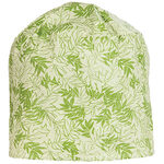 Leaf Pattern Quilted Kettle-Style Grill Cover