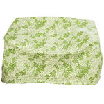 Leaf Pattern Quilted Glider Cover, 78