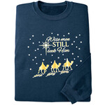 Wise Men Still Seek Him Sweatshirt