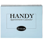 5 Yr Appointment Calendar 2021-2025