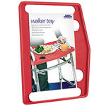 Walker Tray - Red