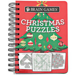 Brain Games®: Christmas Puzzles Book