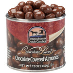 Milk Chocolate Covered Almonds Tin