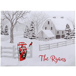 Personalized Thinking of You Canvas by Holiday Peak™