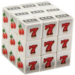 Casino Puzzle Cube