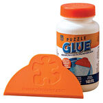 Puzzle Glue with Spreader