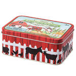Barnyard Animals In A Tin