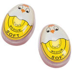 Set of 2 Chicken Egg Timers by Chef's Pride