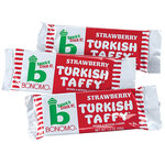 Bonomo Turkish Taffy, Strawberry, Set of 3