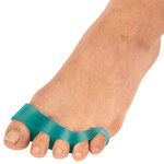 Silver Steps™ Gel Toe Stretchers, Set of 2