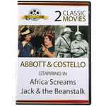 Two Classic Abbott & Costello Movies DVD