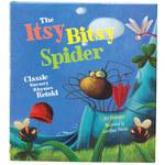 Itsy Bitsy Spider Book