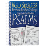 Word Searches Psalms Mini Book
