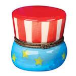 Magnifique™ Porcelain Trinket Box