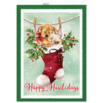 Cozy Greetings Christmas Cards set of 20