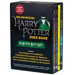 Unofficial Harry Potter Joke Book 4-Book Box Set