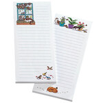 Set of 2 Cat Notepads