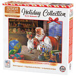 Holiday Collection Santa's Approval Puzzle, 550 Pieces