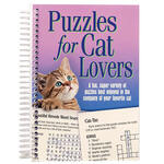 Puzzles for Cat Lovers Mini Book