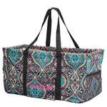 Personalized Wireframe Utility Tote