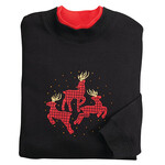 Dancing Deer Sweatshirt by Sawyer Creek™