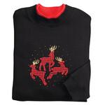 Dancing Deer Sweatshirt by Sawyer Creek™