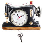 Vintage Pendulum Sewing Clock