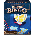 Traditions Deluxe Plastic Bingo Set