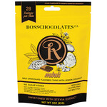 Ross Chocolates No Sugar Added Milk Chocolate with Lemon Coconut Minis