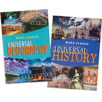 Universal Word Search Puzzles, Set of 2