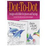 Dot-To-Dot Bible Scriptures and Sayings