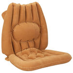 Inflatable Comfort Chair Cushion with Lumbar Support